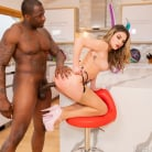 Athena Faris in 'First Interracial'
