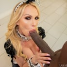 Nikki Benz in 'Big Boob French Maid Services Mandingo's Big Black Cock'