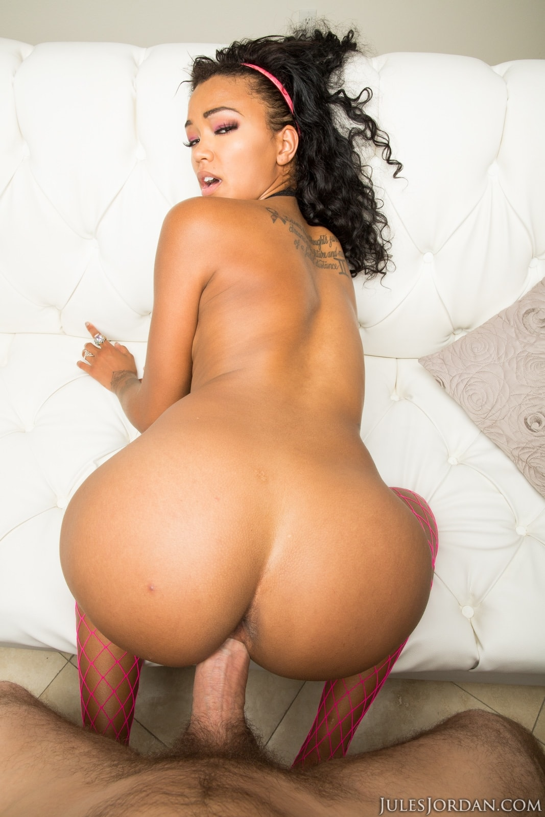 Doggystyle with big booty latina