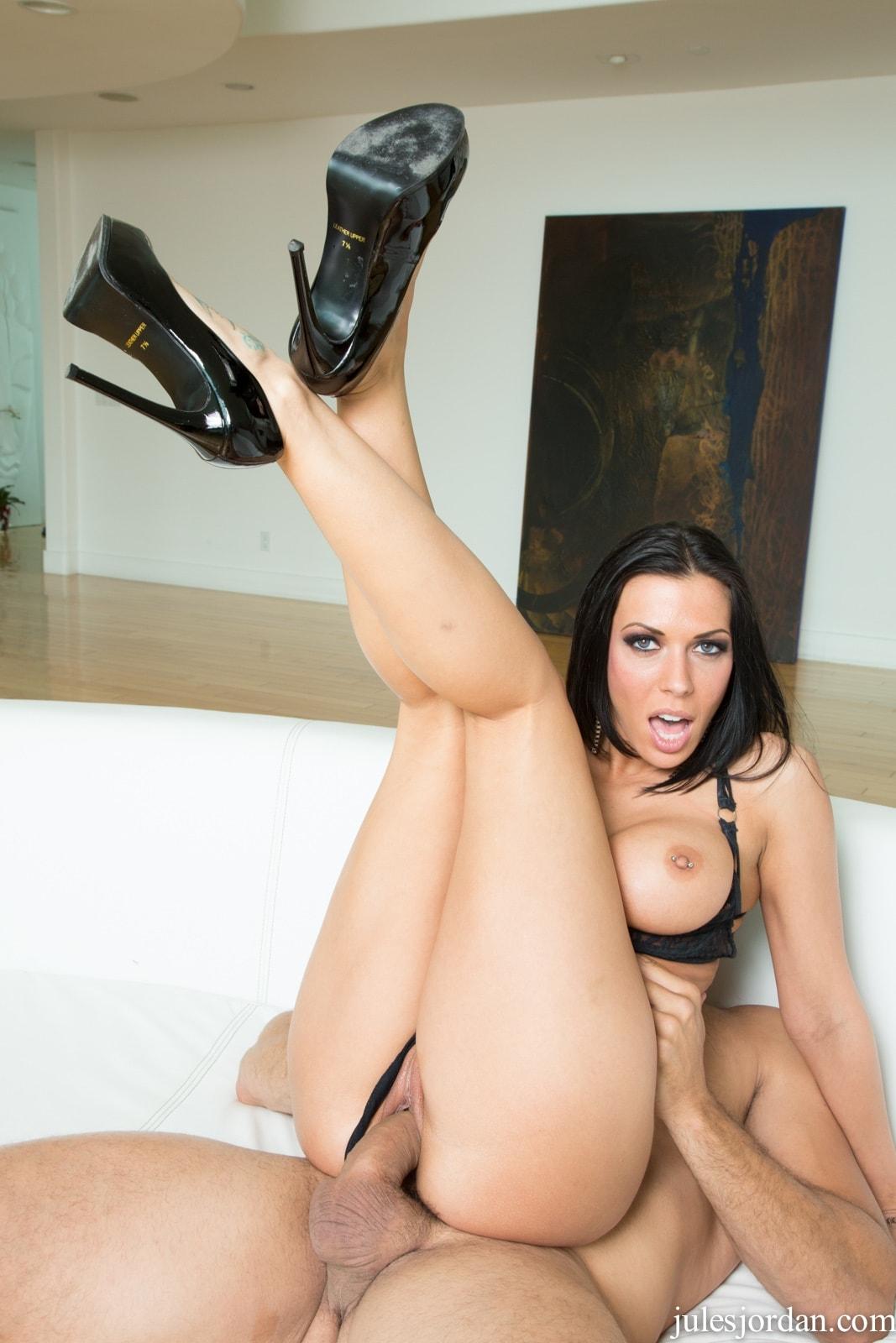 Nice Ass Latina Fucked Hard